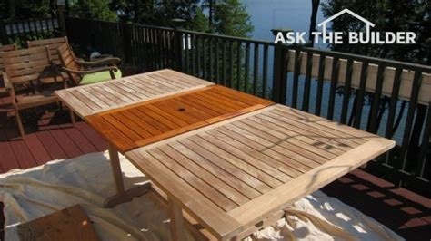 outdoor wood furniture sealer