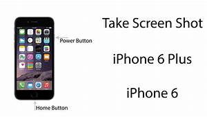 How To Take Screenshot Screen Capture On IPhone 6 And 6