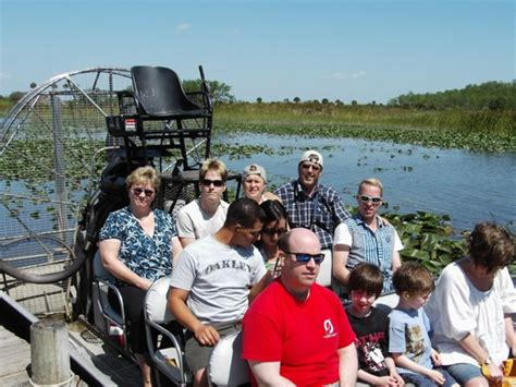 Airboat Rides And Zoo by 4 Schon Wieder Florida Teil 2