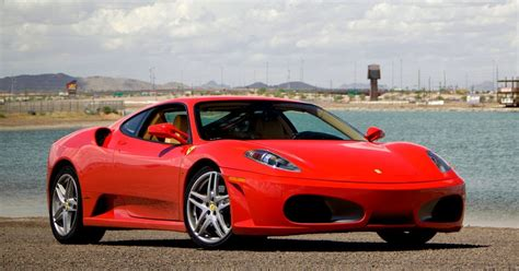 I told my fiancee that ferrari's have anywhere from 400 to 700 hp. Ferrari F430 Review & Buyers Guide   Exotic Car Hacks