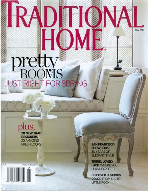Home Magazine by Traditional Home Magazine Architect