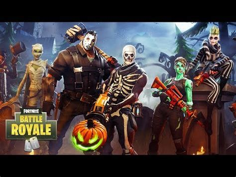 fortnite battle royale  halloween dlc update