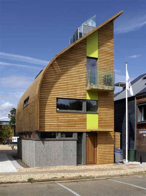 Zerocarbon House Bre House Earchitect