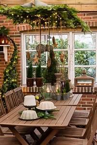 Weihnachtsdeko Draußen Basteln : deko an der decke weihnachten weihnachtlich dekorieren ~ A.2002-acura-tl-radio.info Haus und Dekorationen