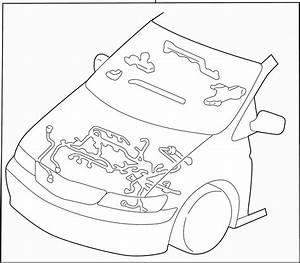 2006 Honda Pilot Engine Wiring Harness  Wire  Telematics