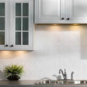 fasade kitchen backsplash panels fasade backsplash rings in matte white