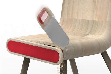 crise de la chaise vide la chaise design anti crise de pedro gomes