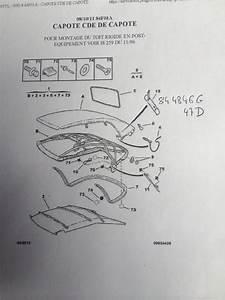 Capote 306 Cabriolet : recherche pi ce capote ~ Medecine-chirurgie-esthetiques.com Avis de Voitures