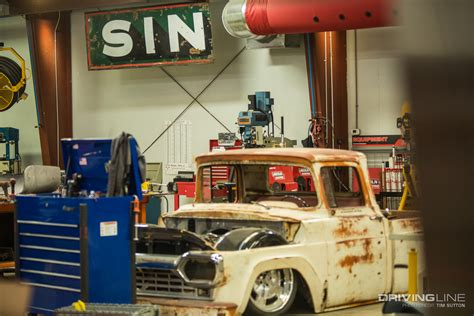 Gas Monkey Garage Truck Builds by Gas Monkey Garage S Aaron Kaufman On Building Cars For