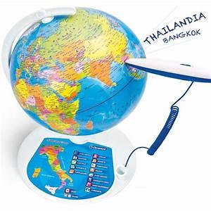 Globe Interactif Clementoni : cadeau de noel pour enfants high tech notre s lection l 39 express ~ Medecine-chirurgie-esthetiques.com Avis de Voitures