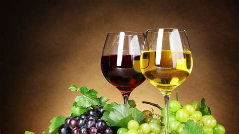 full hd wallpaper bunch grapes wine composition wine glass