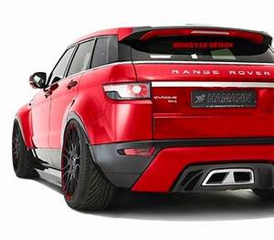 Range Rover Evoque Hamann claudio kamargo Range rover