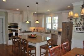 Minimalis Large Kitchen Islands With Seating Gallery Small Kitchen Island With Seating Room Decorating Ideas Home