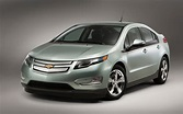 2013 Chevrolet Volt Front Three Quarter Photo 5