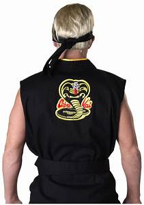 Karate Gi Size Chart Uk Authentic Karate Kid Cobra Kai Costume