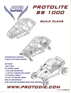 design buggy protolite ss1000 buggy plans electronic