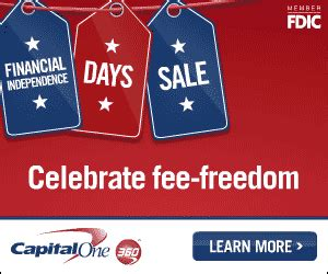 65809 Capital One Investing Promo Code by Capital One 360 Bonus New Accounts Earn Up To 252