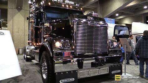 freightliner sd sleeper truck  dd hp