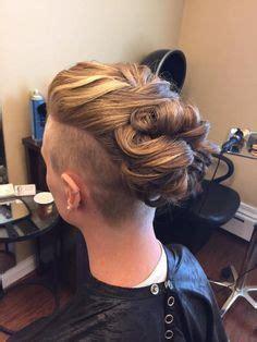 undercut updo wedding google search hair ideas hair