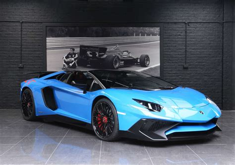 2016 Lamborghini Aventador Sv In London United Kingdom For