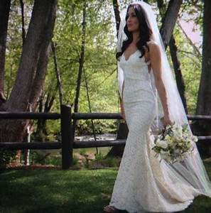 gorgeous looking in her wedding dress brie bella pinterest With nikki bella wedding dress