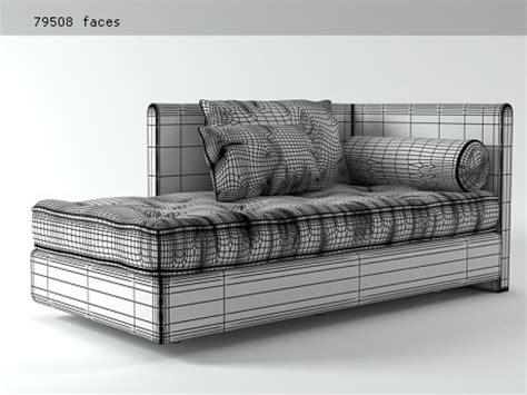 chaise nomade nomade chaise left 3d model ligne roset