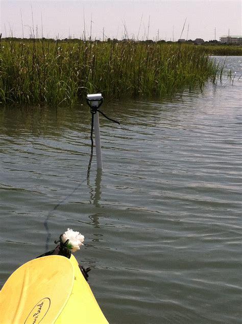 Stick Boats Kayak by Kayak Stick It Anchor Cool Ideas