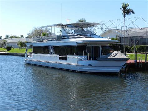 Boats For Sale In Florida by Used House Boat Boats For Sale In Florida Boats