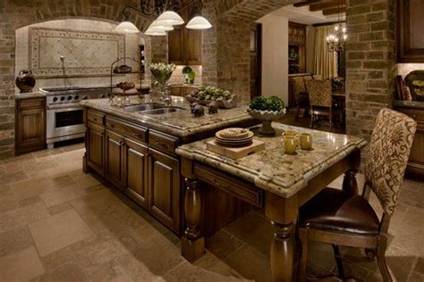 A six seater kitchen island that doubles as a table and bar. 17 Best images about Kitchen Island Table Combinations on Pinterest | Countertops, Small ...