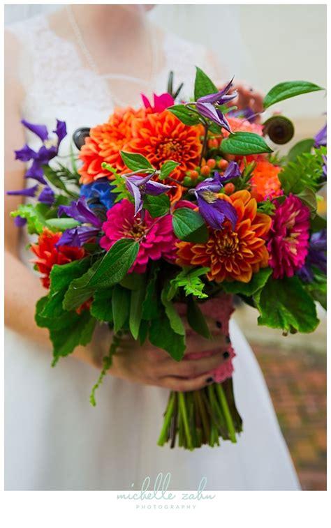 bridal bouquet  en masse flowers  frederick maryland