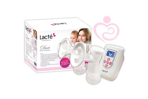 Lacte Duet Electric Breastpump With Package Mothers