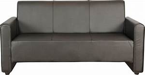 Kurlon bullet leatherette 3 seater sofa price in india for Buy sectional sofa india