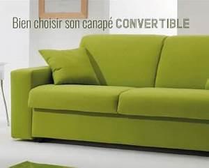 Choisir Son Canapé : bien choisir son canap convertible ~ Melissatoandfro.com Idées de Décoration