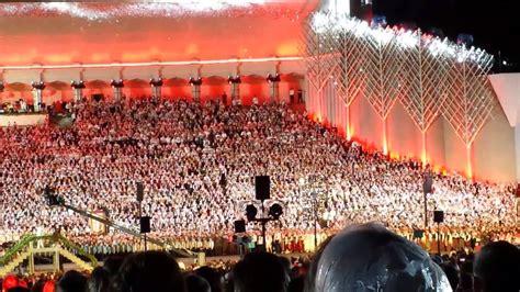 Vislatvijas Dziesmu svētki - Nacionālā Identitāte