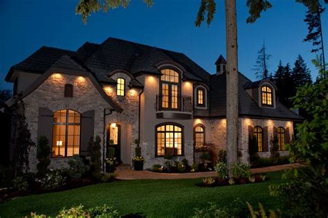 Country Home Exteriors On Pinterest  Traditional Home