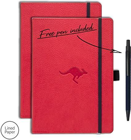 amazoncom dingbats  pack  lined paper red kangaroo