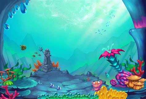 Gambar Bawah Laut Animasi Paimin Gambar