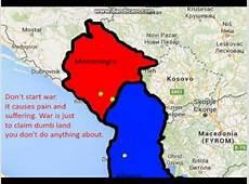 Montenegro VS Albania YouTube