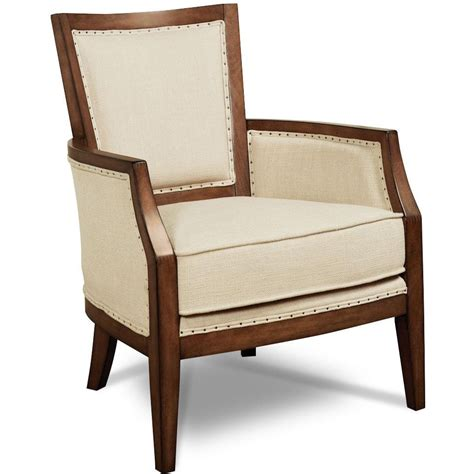 "Cali 27"" Linen Upholstered Accent Chair"