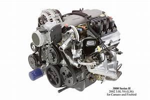 3800 Series Ii 2002 3 8l V6  L36