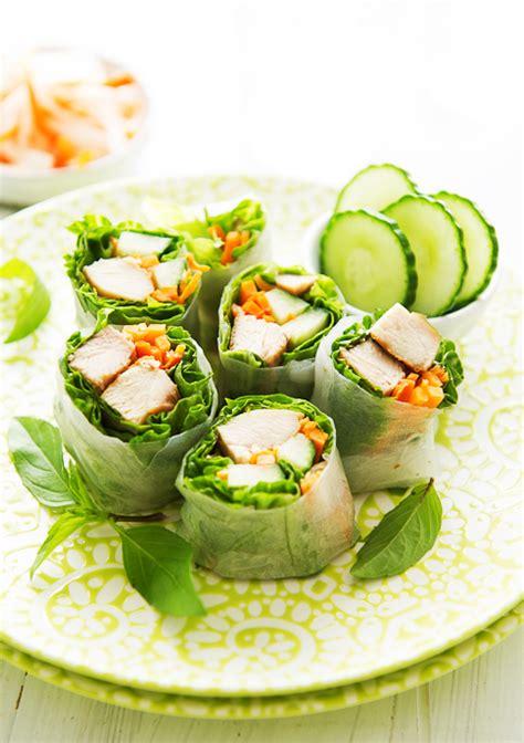 easy vietnamese spring roll recipe tasty delicious healthy