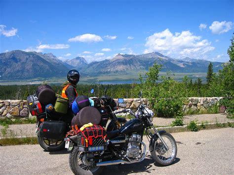 how to plan a motorcycle trip the bikebandit - Road Trip Moto