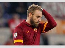 Rudi Garcia backs Daniele de Rossi to face Man City