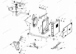 Polaris Atv 2000 Oem Parts Diagram For Cooling System