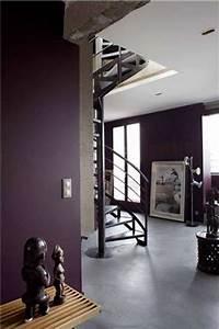 Idee couleur escalier bois 13 une peinture couleur for Idee couleur escalier bois