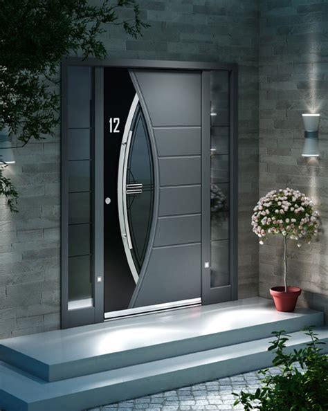 la porte da cote portes d entr 233 e sur mesure aluminium inotherm design luxe unique