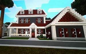 emejing maison de reve moderne avec piscine minecraft With maison de reve moderne