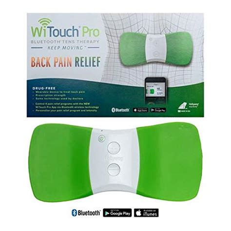 Amazon.com: Witouch Pro and Aleve Direct Therapy TENS Gel