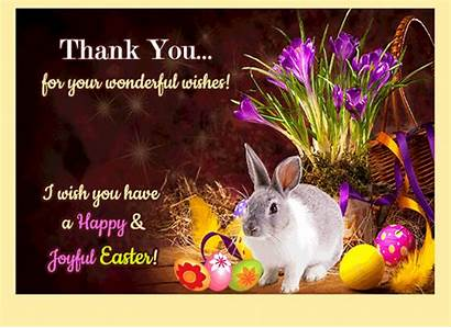 Thank Wonderful Easter Wishes Thankyou Greeting 123greetings