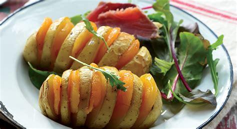 recettes de pommes de terre originales